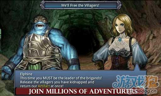 Android华丽回合制RPG游戏《堕落的境界》