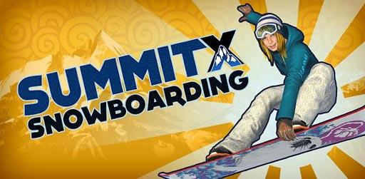Android体育竞速游戏《尖峰滑雪》尽享滑雪乐趣