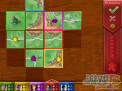 iOS对战桌游《卡卡颂》评测:不失难度的出色卡牌