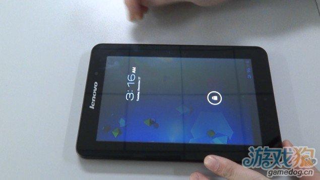 乐PadA1平板电脑升级Android 4.0系统视频流出