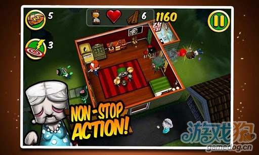 安卓平台射击游戏《僵尸仙境2》做一位僵尸清理者