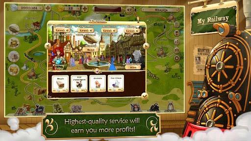 Android策略经营游戏《我的铁路》试玩评测