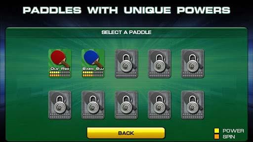 Android体育乒乓球游戏《世界乒乓球赛》中文版