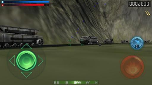 Android平台上的男人游戏《坦克大战3D》试玩评测