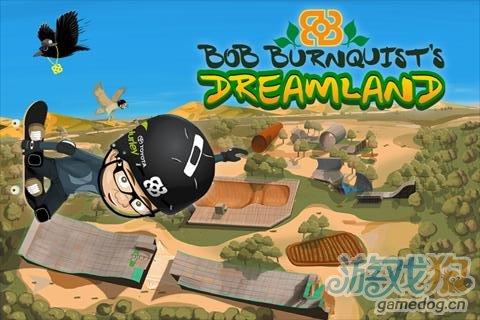 动作冒险完美结合的滑板体育游戏《鲍勃的梦境》