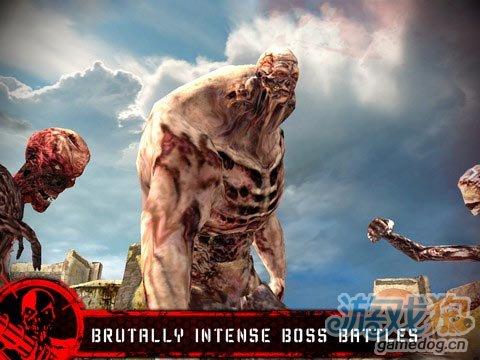 iOS动作射击游戏推荐《沙漠僵尸:背水一战》
