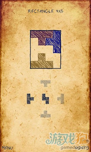 Android益智休闲游戏推荐《涂鸦积木》