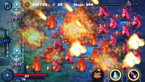 塔防类型游戏《守卫者》DroidHen又一款手游大作