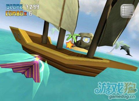 iOS竞速飞行游戏推荐《纸飞机之旅3》