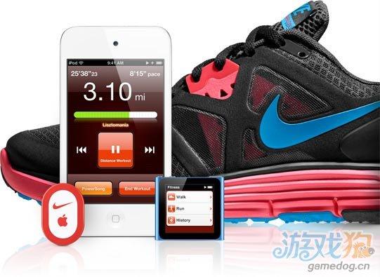 耐克最新推两款支持iPhone应用的Nike+新品
