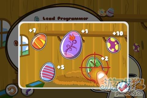 益智休闲游戏《小鸡爆蛋》登录Android平台