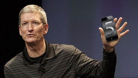 苹果CEO库克总结iPhone 4S Siri已获得认同