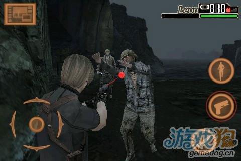 经典FPS游戏《生化危机4》安卓玩家们终于不再愤怒