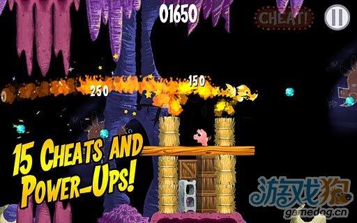 益智休闲游戏评测《三只小猪》移植Android平台