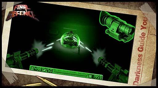 Android第一人称经典射击游戏《最后的防御》