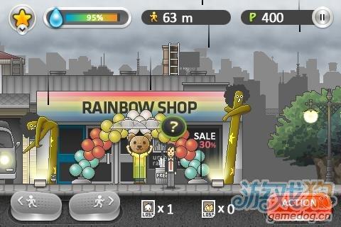 Android娱乐休闲游戏《下雨天2》IdeaBox经典续作