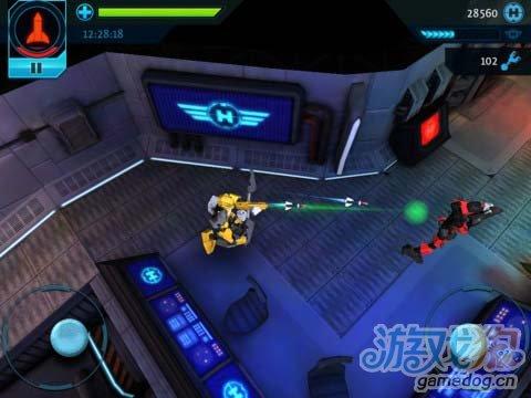 iOS益智探索射击游戏推荐《乐高英雄工厂》