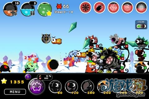 Android战略防御类游戏推荐《防御之星》