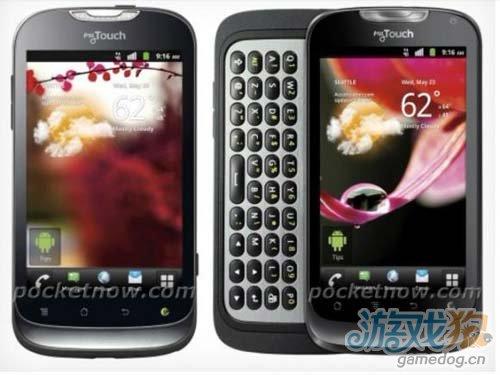 华为或推新型T-Mobile myTouch系列Android机