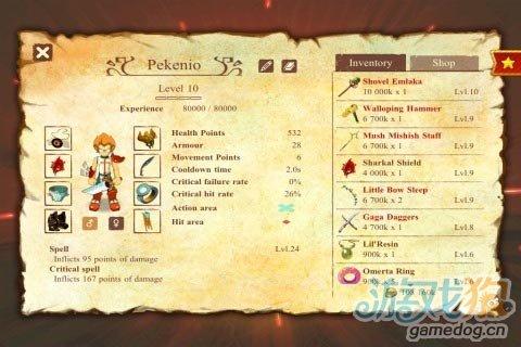 iPad版RPG混合塔防类游戏《德弗斯战记》消灭恶魔