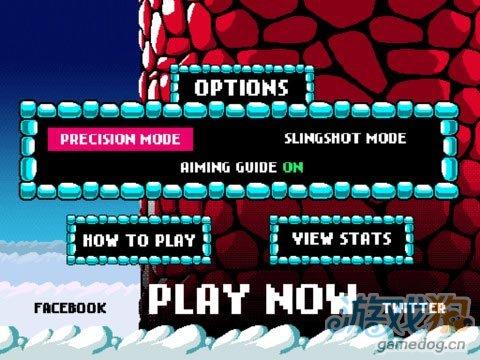iOS射击游戏《通灵塔大战》像素世界的简单战斗