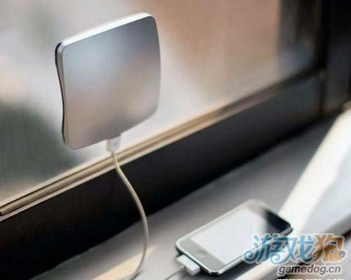 苹果iPhone手机太阳能充电器Solar Window