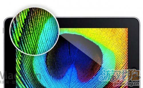 iPad 3平板比42寸高清电视显示效果更出色