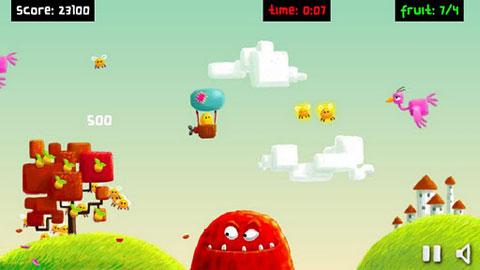 Android可爱奇趣休闲游戏推荐《恶魔的山》