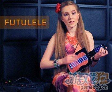 Futulele音乐合成器:让iPhone和iPad组合成一把琴