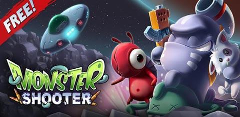 双摇杆漫画射击游戏《怪兽射击》移植Android平台