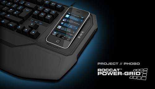 ROCCAT Studios将发布通过智能手机控制PC游戏的产品