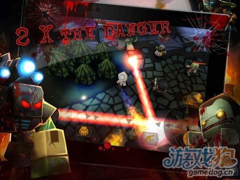 iOS免费射击游戏《迷你召唤:并肩作战》