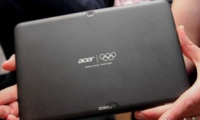 宏碁Iconia A510四核平板电脑推出奥运版