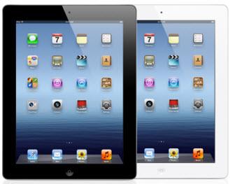 The New iPad平板电脑的最大革命在于电池