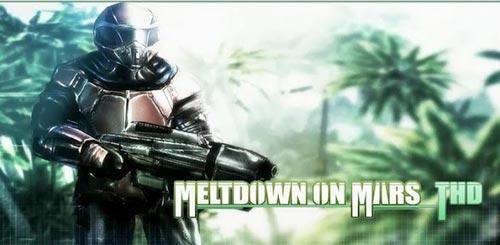 Android动作射击塔防结合游戏《火星侵袭》