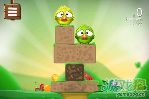 Android益智休闲小游戏《小鸟坠落》管理小动物