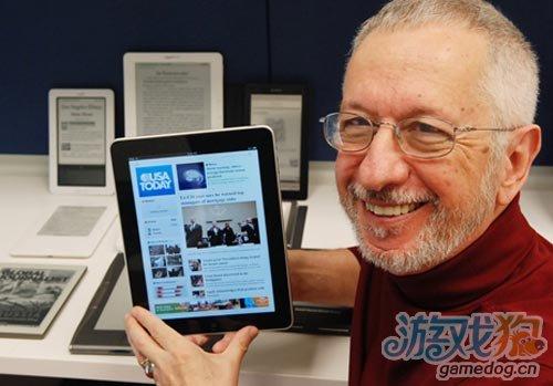 比iPad平板电脑早15年发明平板电脑的人