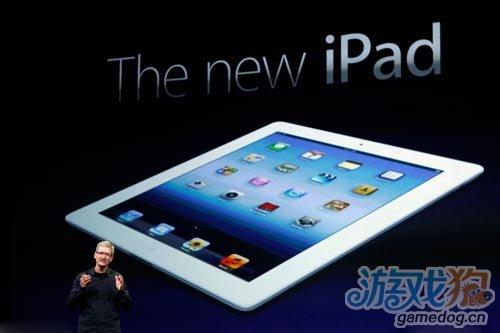 苹果全新iPad零售店首日销量有望达100万台