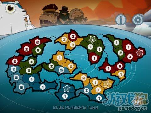 iPad独特战略动作游戏《冷战》免费下载中