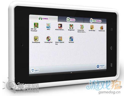 小朋友首选 PlayBase+推世界上首台抗菌平板