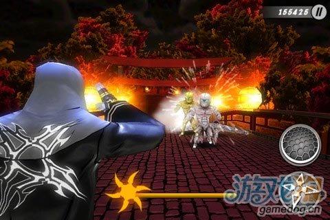 安卓射击游戏《忍者胡迪》忍者与邪恶对战