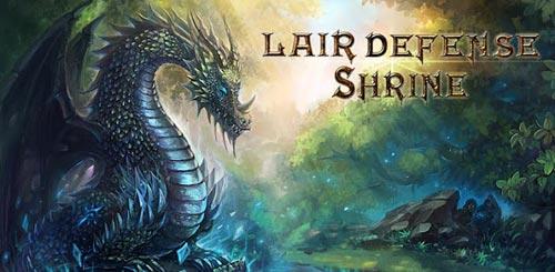 Android魔幻塔防游戏《龙穴守护者:圣地》中文版