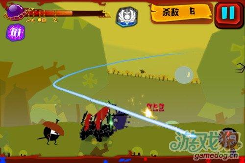创意塔防游戏《神的指意》iPhone版今日发布