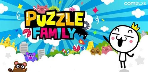 Com2us出品休闲游戏《猜谜家族》安卓版
