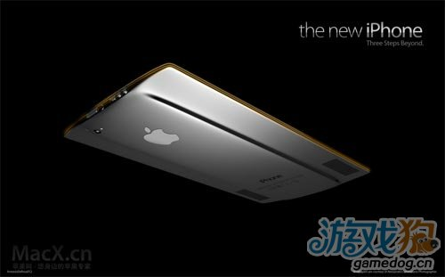 最新下一代iPhone概念渲染图the new iPhone