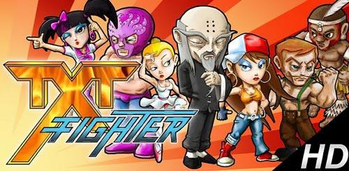 安卓益智休闲打字游戏《TXT战士 TXT Fighter》