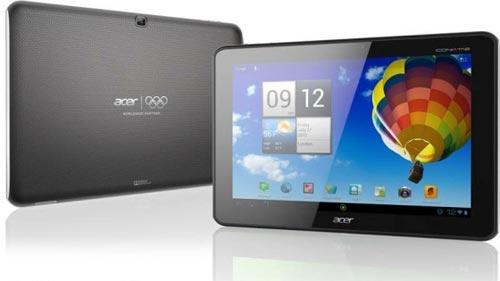 最便宜四核平板Acer Iconia Tab A510北美预定