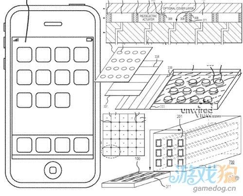 """传苹果申请""""触觉回馈""""专利 用于下一代iPhone"""