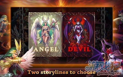 安卓塔防游戏《天使与魔鬼》全英文操作说明介绍