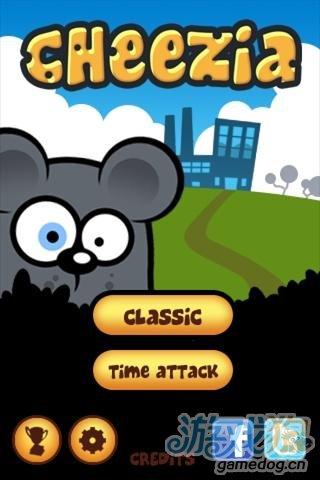 美味可爱的益智休闲小游戏《奶酪老鼠》Android版